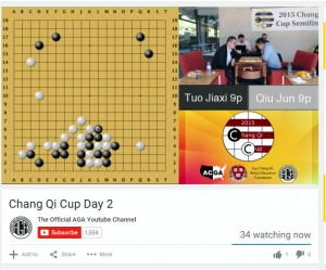 2015.09.27_Chang Qi Cup Day 2 - YouTube