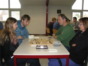 2015.11.26_PairGo 2015, round 2, Kim and Justyna versus Michiel and Yvonne