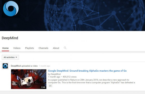 2016.03.02_DeepMind - YouTube