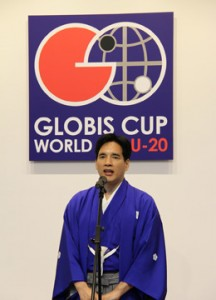 2016.05.09_globis_Hori Yoshito, tournament founder