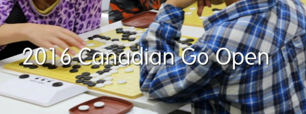 2016.06.12_Canadian Go Open Tournament