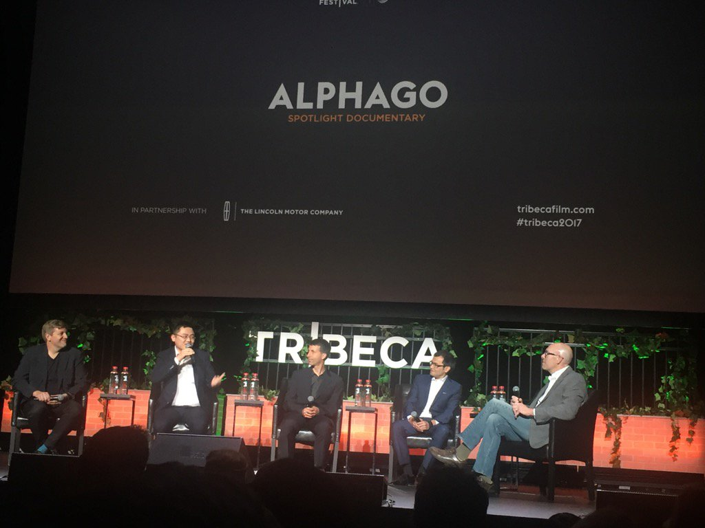 Alphago spotlight documentary tribeca2017