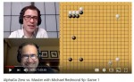 2017.11.23_AlphaGo Zero vs. Master with Michael Redmond 9p Game 1