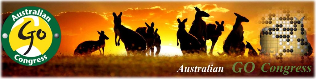 2018 Australian Go Congress Set For September American Go E Journal