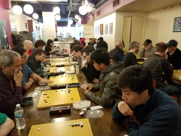 2018.05.30_New York City Go Club ratings tournament2