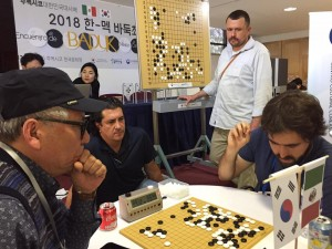 2018.12.08_Mexico-Korea baduk match1